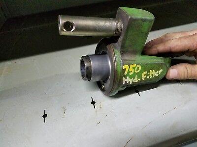 Ch15334 John Deere 650 750 Hydraulic Filter Mount