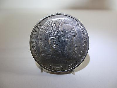 5 Reichsmark 1936 F
