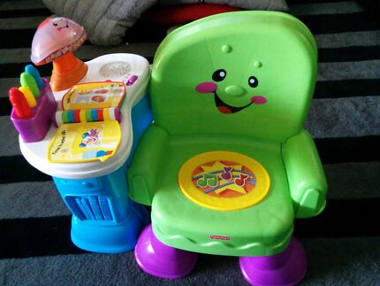 Fisher Price Laugh & Learn Chair Cooranbong Lake Macquarie Area Preview