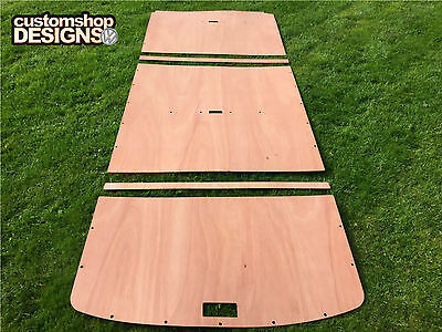 VW T4 Transporter SWB Camper / Day Van Interior Roof Lining 3.6mm Ply Trim Kit
