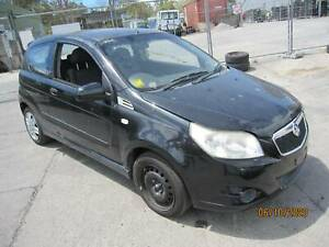 2009 Holden Barina (18925) Tingalpa Brisbane South East Preview