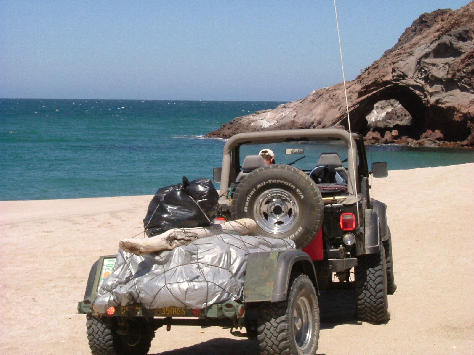 Baja Jeep Freak