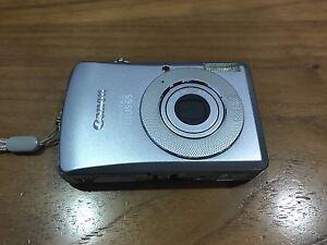 Canon IXUS 65 Powershot Digital Camera South Melbourne Port Phillip Preview