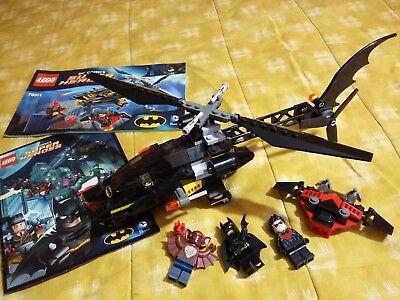 LEGO 76011 BATMAN ATTAQUE MAN-BAT NATWING SUPER HEROES DC COMICS UNIVERSE MARVEL segunda mano  Embacar hacia Argentina