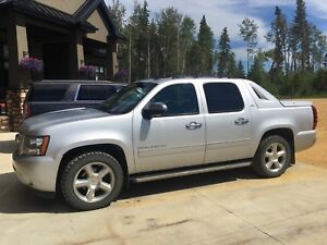 Used 2012 Avalanche LTZ in very good condition