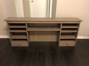 IKEA Hemnes Desk Add on unit - étagère pour bureau