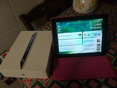 Grado A ipad 4th generation 16g scatola originale cover batteria 90% usato  Roma