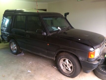 Landrover Discovery ( Turbo Diesel)  Not running Hoppers Crossing Wyndham Area Preview