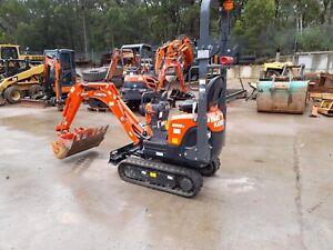 Excavator Kubota Rathmines Lake Macquarie Area Preview