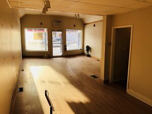 Store Front For Lease In Markdale