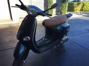 Vespa - 2003 - 150cc ET4 Richmond Yarra Area Preview