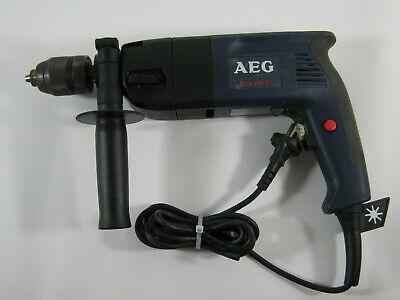 AEG SB2E-350 Bohrmaschine 350W Schlagbohrmaschine 2 Gang 220V~