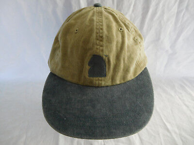 Chess Cafe Knight Baseball Cap Dad Hat Leather Strapback Two Tone Chesscafe Com