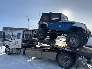 Cash for junk cars, Towing service call (780)707-3263