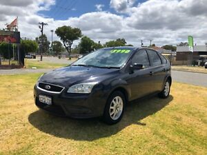 2007 Ford Focus Hatchback  4Cylinder Maddington Gosnells Area Preview