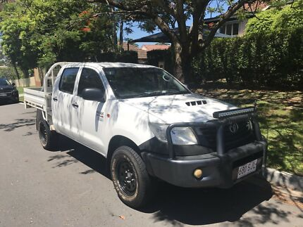 2011 Toyota Hilux workmate