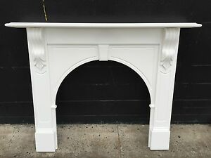 Solid Timber Fire Surround, Fireplace, Fire Place Mantle. Australian Made/owned.