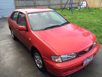 1999 NISSAN PULSAR AUTOMATIC  Princes Hill Melbourne City Preview