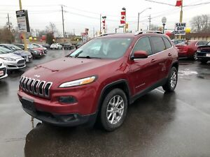 2016 Jeep Cherokee North- BLUETOOTH, FOUR WHEEL DRIVE