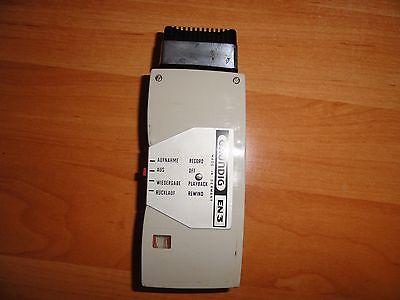 Diktiergerät Grundig EN3 mit Kassette, Tasche und Anleitung - für Bastler