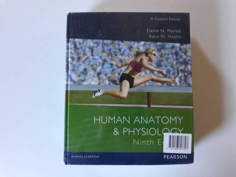 Human Anatomy Physiology Custom Edition Pearson Value Pack