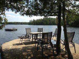 Cottage rental  Aug 26---sept 1 on. Big Gull Lake $1000
