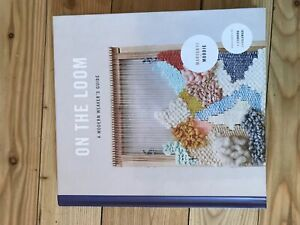 ON THE LOOM hardcover book