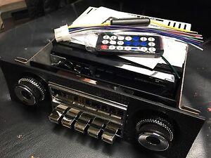 FORD XW XY GS FALCON BLUETOOTH SUPERFRINGE USB SD FM RADIO 351 REMOTE BLACK