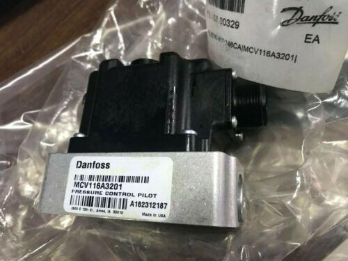 DANFOSS CONTROL VALVE MCV116A3201 NEW ORIGINAL FREE EXPEDITED SHIPPING