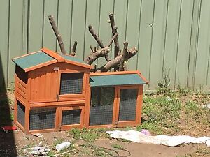 Two story rabbit hutch Penrith Penrith Area Preview