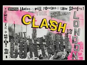 THE CLASH london 1984 16