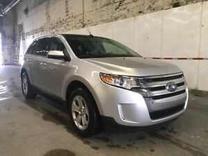 2012 FORD EDGE SEL FULLY LOADED MINT