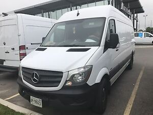 2016 Mercedes-Benz Sprinter Extended HighRoof Diese
