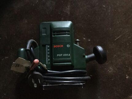 Bosch Plunge Router POF 400A