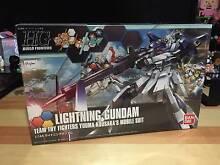 NEW Bandai HG 1/144 Lightning Gundam model kit Merrimac Gold Coast City Preview
