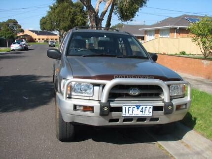 2001 Nissan Pathfinder Wagon auto nice car ! Noble Park Greater Dandenong Preview