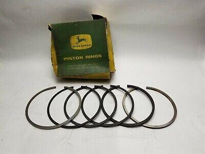 John Deere Nos Piston Ring Incomplete Set Af2224r 70 720 730 Diesel