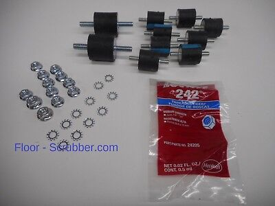 Clarke Isolator Kit Boost 20 Floor Scrubber 56380236