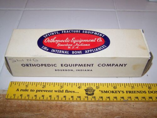 Vintage Orthopedic Equipment Co - Internal Bone Appliance - Sling - With Box