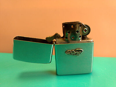 "Circa 1950s Old Vtg ""Society For Nondestructive Testing"" Zippo Cigarette Lighter"