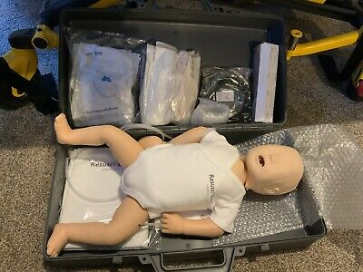 Laerdal Resusci Baby Qcpr - Infant Cpr Manikin With Feedback Capabilities