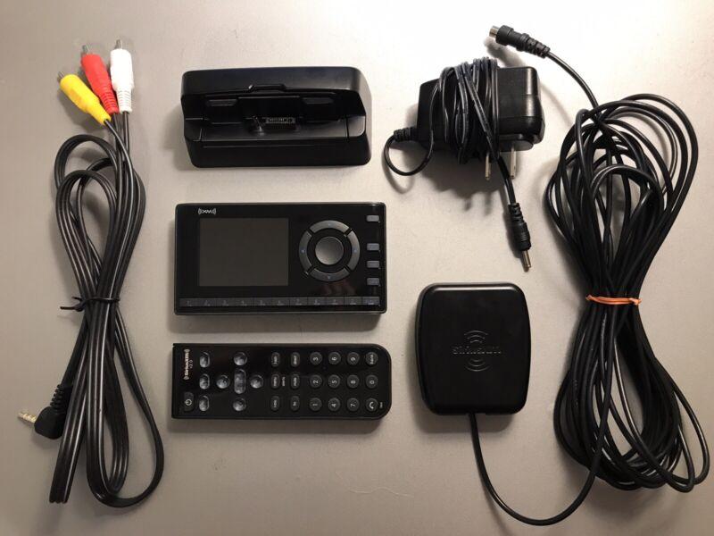 Sirius XM Onyx EZ Satellite Radio & Home Kit XEZ1