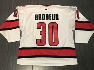 2002 Nike Team Canada Martin Brodeur Hockey Jersey