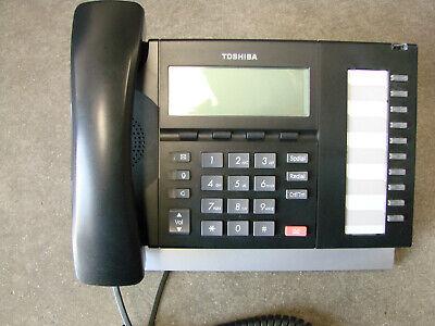 Toshiba Dp5022-sd Business Display 10-button Multi-line Speaker Telephone