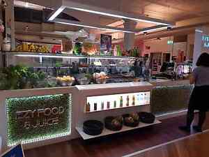 juice bar and cafe in broadway shopping centre Ultimo Inner Sydney Preview