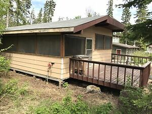 Reduced! Emma Lake Cabin Carwin Park on Titled Lot