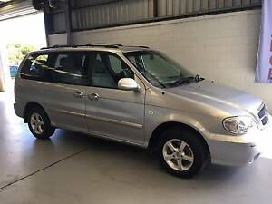 2005 Kia Carnival 7 Seat ONLY  (120,850 Klm's) AUTOMATIC Belmont Belmont Area Preview