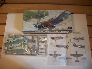 HASEGAWA Curtiss P40 warhawk, scala 1/72 - Italia - HASEGAWA Curtiss P40 warhawk, scala 1/72 - Italia