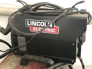 Plasmas cutter Lincoln electric 20 amps 115 v
