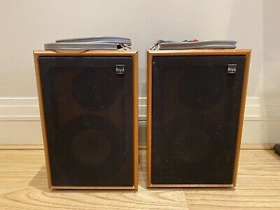 ROYD AUDIO Vintage Loudspeakers Pair